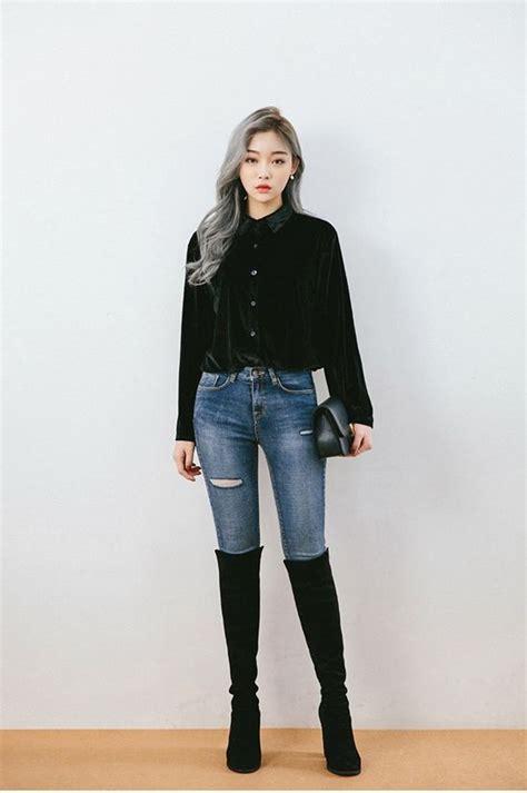 De 25+ bedste idu00e9er til Koreansk ulzzang pu00e5 Pinterest ...
