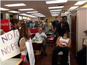 McDonald's Employees Forced To Work With No Air Conditioning