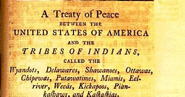 great warriors path treaty  treaty  greenville
