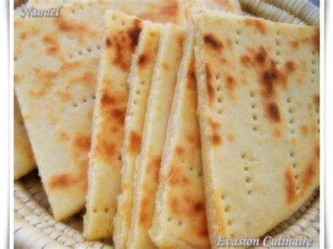 recettes de khobz et 3