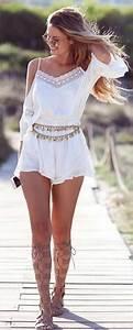 25+ Outfits para ir a la Playa o la Piscina sin perder el Glamur