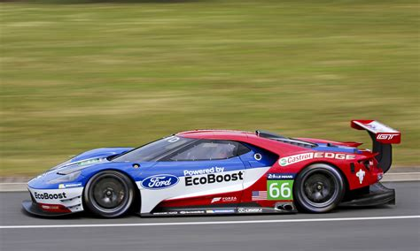 Ford Returning To Le Mans In 2018 Automotive Content