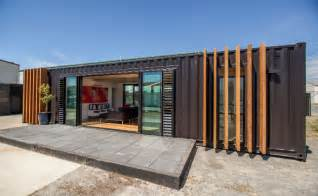 kitchen wall ideas 40 39 shipping containers converted into a house