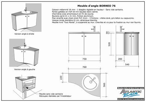 dimension meuble de cuisine 19 merveilleux dimension standard meuble de cuisine hzt6