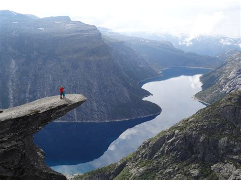 A Guide To Hiking Trolltunga Norway To Nowhere