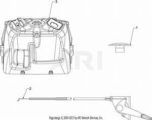 Troy Bilt Pony 13wm77ks211  2016  Parts Diagram For Dash
