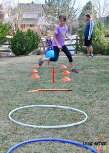 A Backyard Obstacle Course for Your Kids   Summer Fun ...