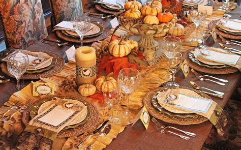 thanksgiving table setting ideas this amanda s parties to go thanksgiving dinner tablescape
