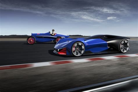 Peugeot L500 R Hybrid Commemorates Indy 500 Victory  Gas 2