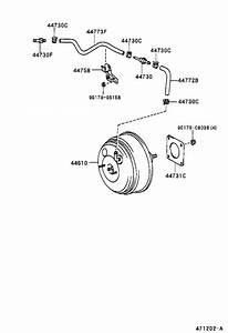 99 Toyota Solara Vacuum Hose Diagram