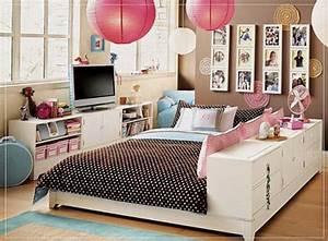 Teen Girls Bedroom with Cute Furniture - XciteFun net