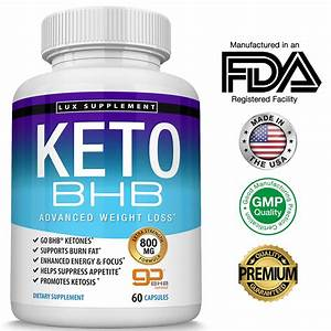 Keto Pills Advanced Weight Loss Bhb Salt