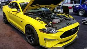 PRI Indy 2650 TVS 2018 Mustang Gen 3 VMP Anderson compositeS EVERYTHING!! - YouTube