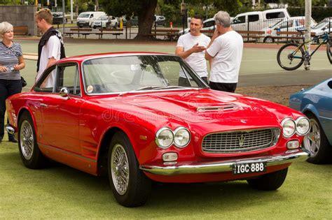 Alfa Romeo Spettacolo Held In Melbourne
