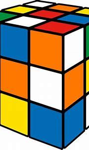 Rubik's cube mix2 vector icon   SVG(VECTOR):Public Domain ...
