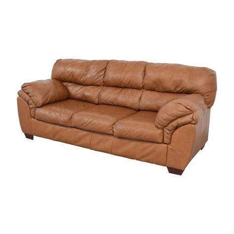 paprika leather  cushion sofa sofas