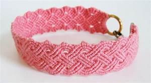 Seaside Plaited Macrame Bracelet Tutorial Download