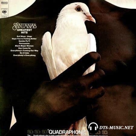 Download Surround Santana  Greatest Hits (1975) Dts 51