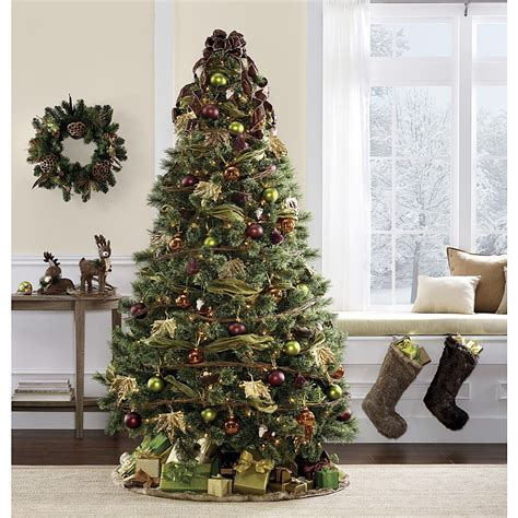 jaclyn smith  piece complete tree decorating kit
