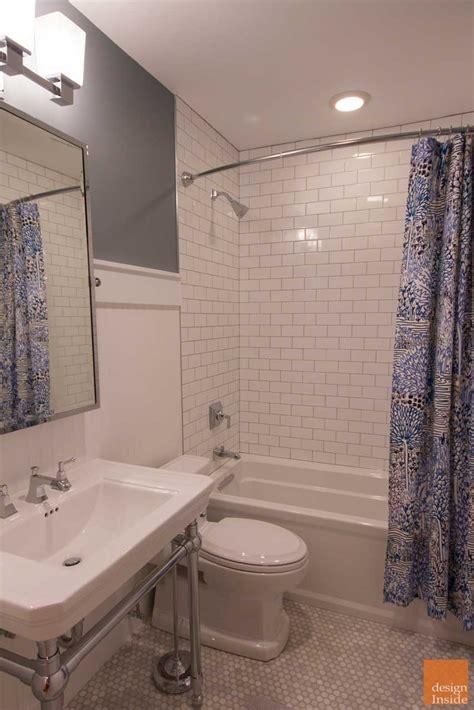 Chicago Vintage Bathroom Interior Design & Renovation Project
