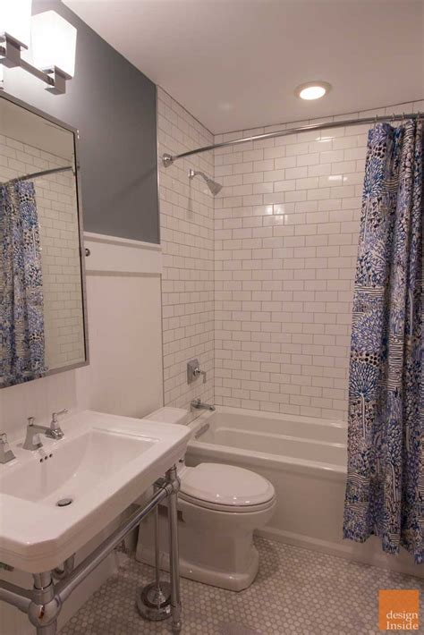 chicago vintage bathroom interior design renovation project