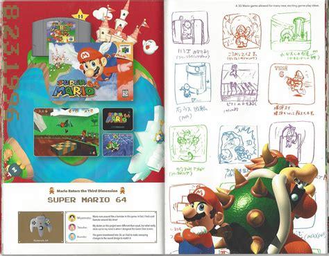 List Of Super Mario 64 Pre Release And Unused Content