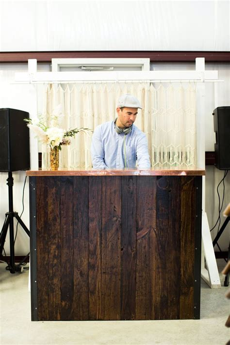wooden dj table 17 best ideas about dj booth on dj stand dj