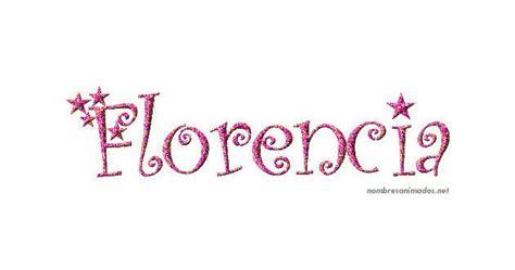 gifs animados del nombre florencia