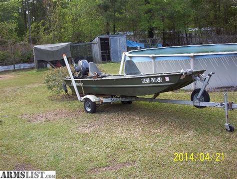 Jon Boat Package by Armslist For Sale Jon Boat Package