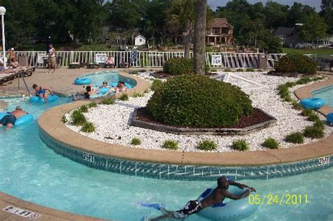 harbor lights myrtle beach lazy river pool picture of bluegreen vacations harbour