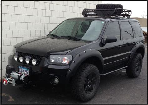mazda tribute lifted 1000 images about ford escape on pinterest 4x4 lift
