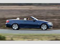 BMW 3 Series Convertible 2007 Car Review Honest John