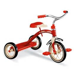 radio flyer classic tricycle