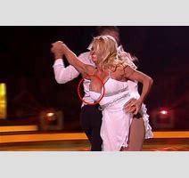 Pamela Anderson Wardrobe Malfunction Dancing With The Stars