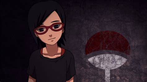 Uchiha Sarada Hd Wallpaper