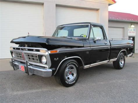 purchase used 1976 ford f100 ranger xlt in wilkesboro