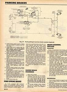 33 Lucas Girling Brake System Diagram