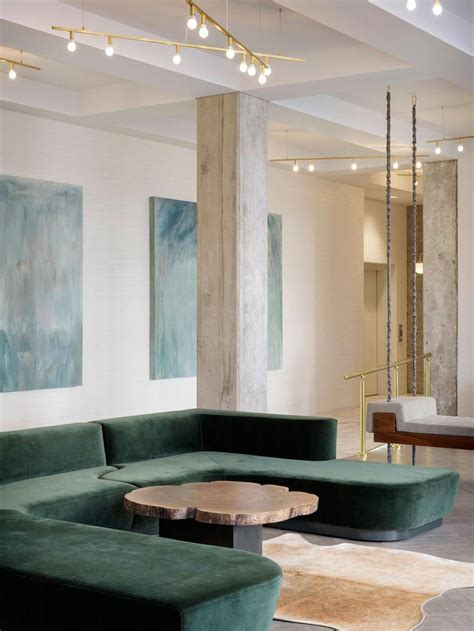 lo hotel lobby lounge jessica helgerson interior design