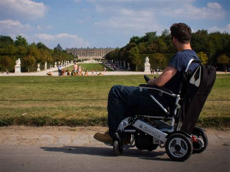 location fauteuil electrique handicape tourisme visite