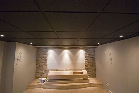 Ideas of Painted Basement Ceiling   Jeffsbakery Basement