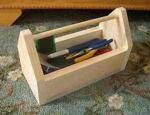 DIY Woodworking Plans Tool Box PDF diy