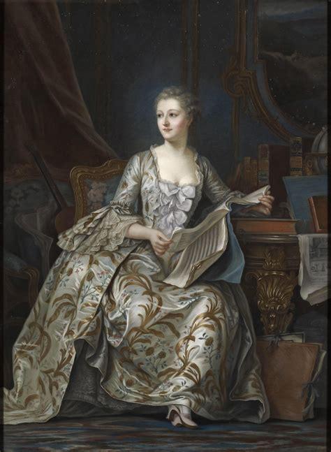 portrait of marquise de pompadour portrait of madame de pompadour nicholas price