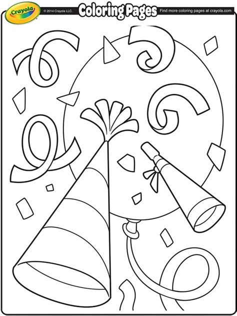 years confetti coloring page crayolacom
