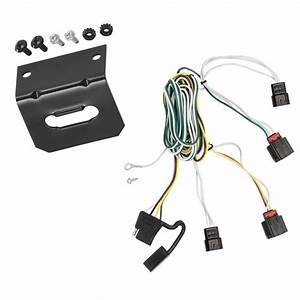 Trailer Wiring And Bracket For 2010 Dodge Journey All