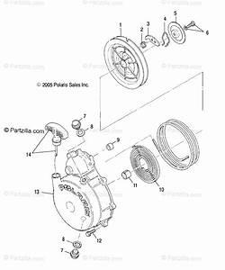 Polaris Atv 2007 Oem Parts Diagram For Engine