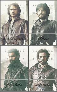 17 Best images about Fandom - The Musketeers (BBC) on ...