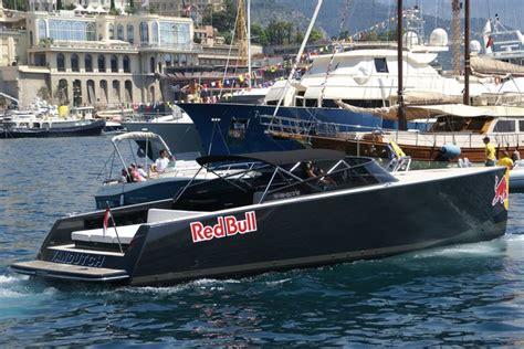 Pull For Boats by Bull Boat Gp Monaco Formula One Bull S