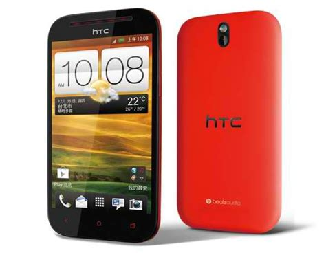 Htc's One Sv Offers 4g Speeds For Cricket Wireless