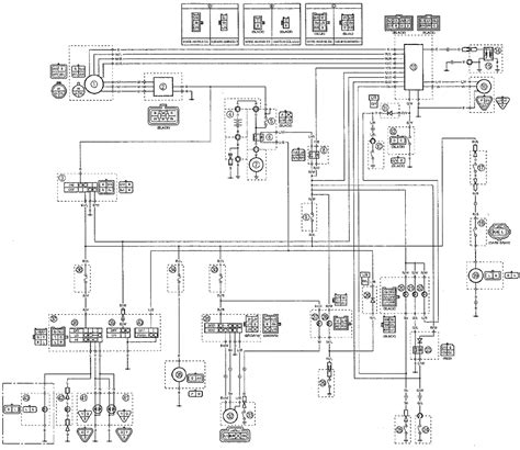 Neutral Wiring Diagram Atv by Kodiak Yfm400fwa Atv 4wd Wiring Diagrams Weeks Motorycle