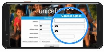 Verify Campaign Address Forms Addresses